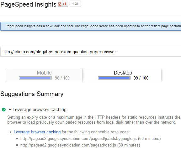 Google Adsense Asynchronous Ad code score