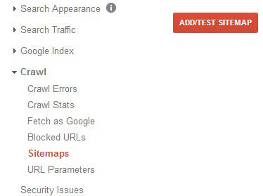 Google Webmaster Fetch as Google tool