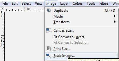 gimp-image-scale-image-menu