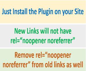 noopener-noreferrer-remove