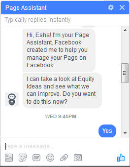 facebook-page-assistant