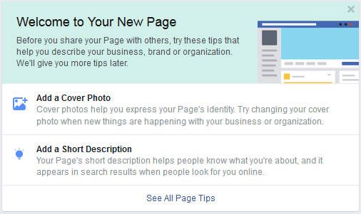 facebook-page-initial-steps