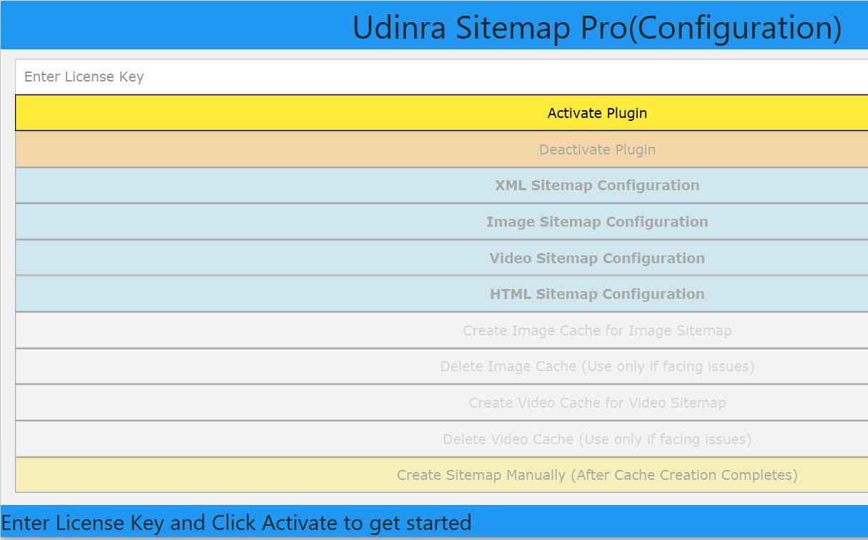 sitemap-pro-configuration